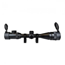 JS TACTICAL 3-9x40 optic with red / green illuminated reticle