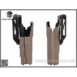 EMERSON Universal Right Holster Profit Tan