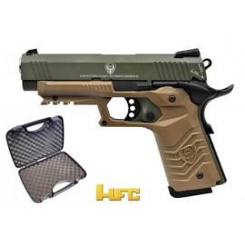 HFC Tactical 1911 GBB Dual tone