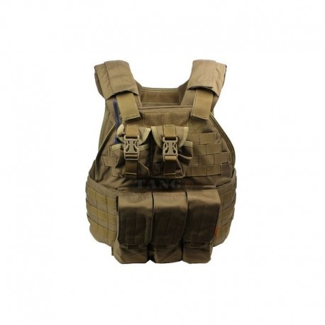 EMERSON SPC TACTICAL USMC VEST CB