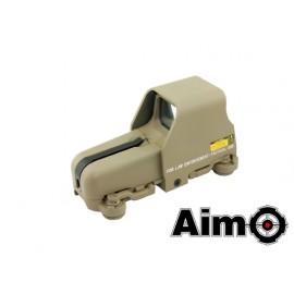 Aim-O Red Dot 553 Desert