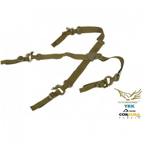 FLYYE X Belt Suspenders CB