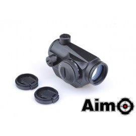 AIM-O Micro T1 Red Dot Black