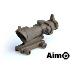 Aim-O ACOG 1x32 Red Dot Desert