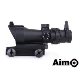 Aim-O ACOG 1x32 Red Dot Black