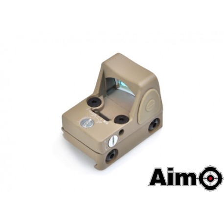 AIM-O Led RMR Red Dot Desert
