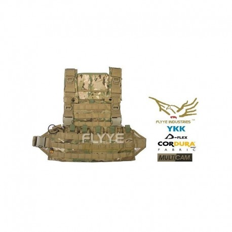 FLYYE WSH Chest Rig Multicam ®