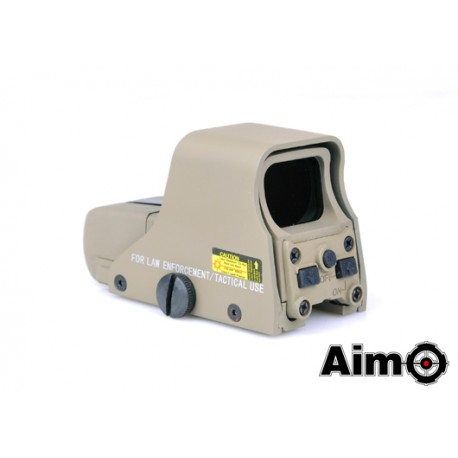 Aim-O Red Dot 551 Desert