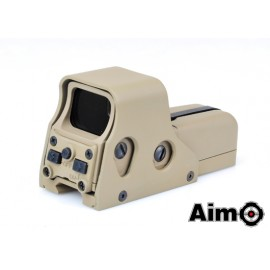 Aim-O Red Dot 552 Desert