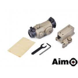 AIM-O RD-2 Red Dot con QD Mount & Low Mount Desert