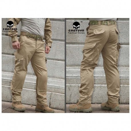 EMERSON 3G Training Pants Coyote