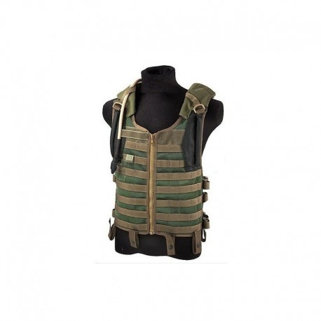 FLYYE Delta Tactical Mesh Vest with bladder 3L RG