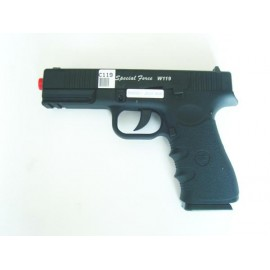 WG pistola special force W119 CO2