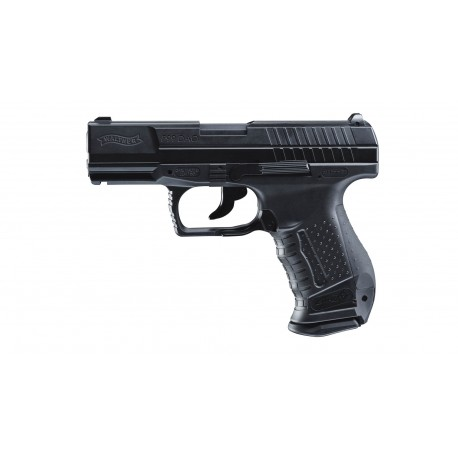 Walther P99 DAO Full Metal Scarrellante CO2 Nera