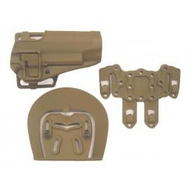 Royal 1911 Pistol Holster Kit Black