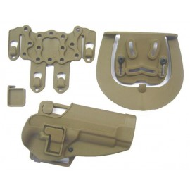 Royal M92 Pistol Holster Kit Tan