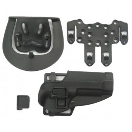 Royal M92 Pistol Holster Kit Black