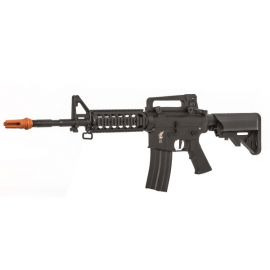 Classic Army Apex Fast Attack M4 RIS Carbine Black Sportline Battery and Charger Included