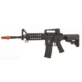 Classic Army Apex Fast Attack M4 RIS Carbine Sportline Nero Batteria e Carica Batteria Inclusi