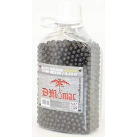 DMoniac Pallini 0.43gr Heavy 2000 bbs