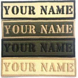 Patch Nome personalizzate