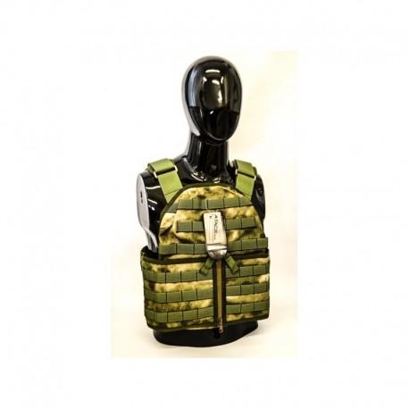 FLYYE Vest Tattico Molle HPC A-TACS ® FG