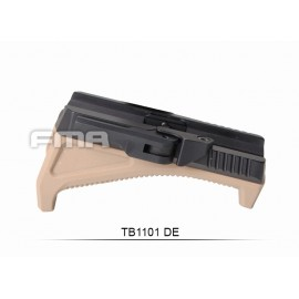 FMA QD Angled Fore Grip low profile DE