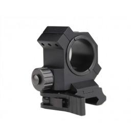 Target One Anello monolitico 30mm American DF BK