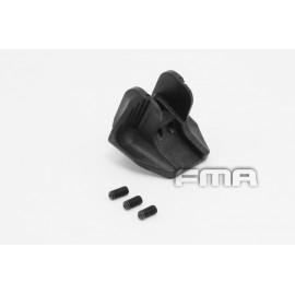 FMA extended mag release / finger rest for AK BK