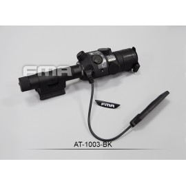 Target ONE Tactical Glare Green Laser BK