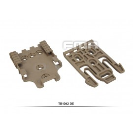 FMA Quick Locking System Kit for Safariland DE