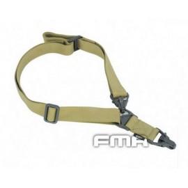 FMA MA3 Multi Mission Cinghia tattica 1 - 2 punti DE
