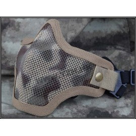 EMERSON Strike steel net mask Desert Camo