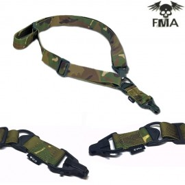 FMA MA3 Multi Mission Cinghia tattica 1 - 2 punti Multicam
