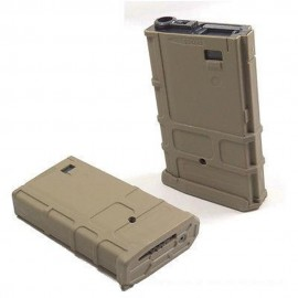 Battle Axe M4/M16 magazine 190bb PMag TAN