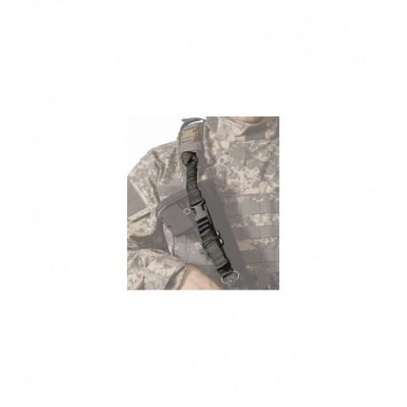 LQE cintura da tattico per fucile NERA