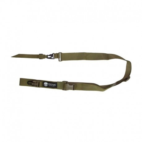 EMERSON 3 Points Tactical Sling Coyote Brown