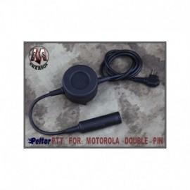 EMERSON PTT TCI ATTACCO MOTOROLA 2 PIN