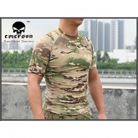 EMERSON CAMOSHELL SHIRT MC