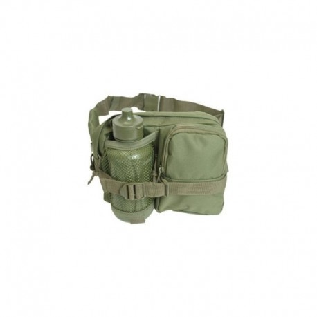 Marsupio con borraccia OD Green