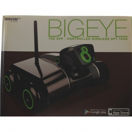 BIG EYE Wireless Spy Tank