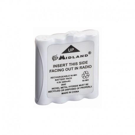 Pacco batterie per Midland G8, G6 ed M99
