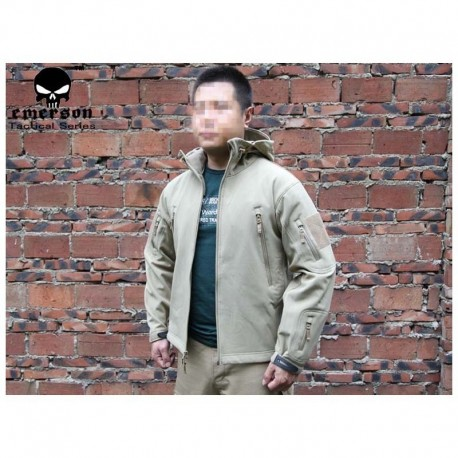 Emerson Ranger Softshell 4°Gen 2012 TAN