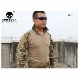 Emerson Combat Shirt 3°Gen. Multicamo