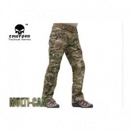 Emerson Combat pants 2° gen. Multi-camo