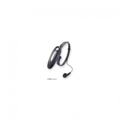 Midland Laringofono/auricolare Bluetooth sport