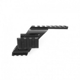 Rail universale in metallo per pistola