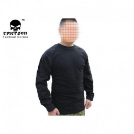 """Emerson"" Combat Shirt 3°Gen. Black"
