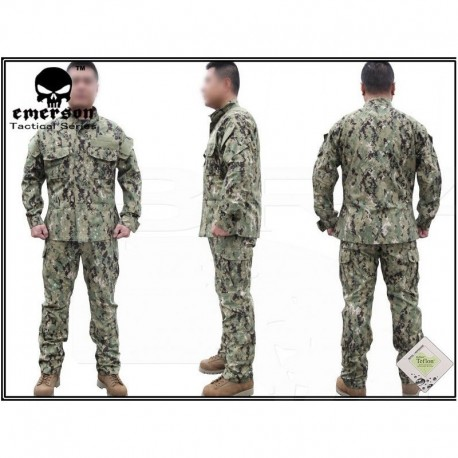 EMERSON NWU TYPE III AOR2 Uniform