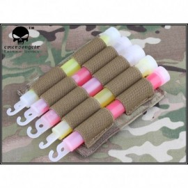EMERSON Light Stick/Cyalume pouch Multicamo